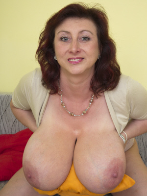 Mature real British sex contacts with big tits