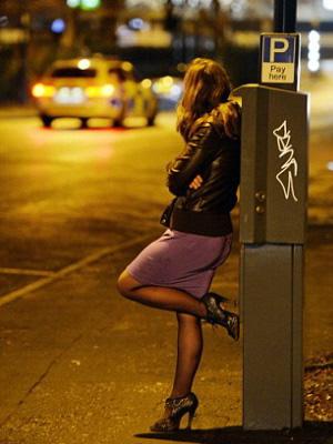 Street sex workers
