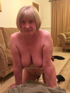 Granny sex bucket list