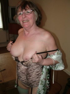 Granny looking for a toyboy